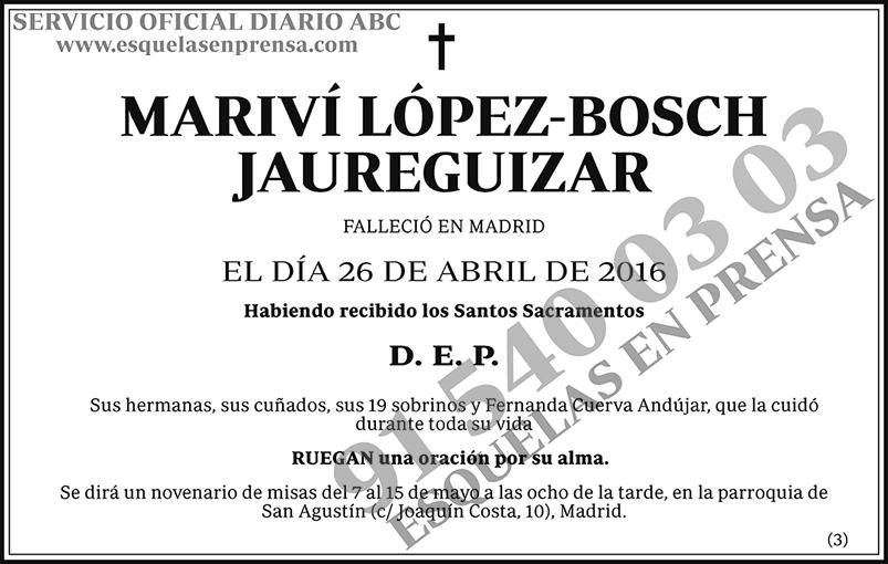 Mariví López-Bosch Jaureguizar